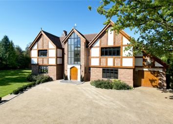 Thumbnail 6 bed detached house for sale in Church Road, Chelsfield Park, Orpington