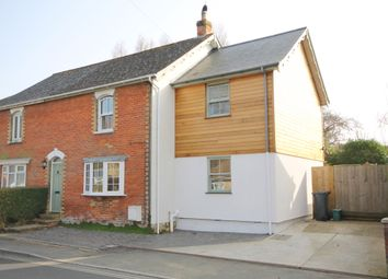 School Green Road, Freshwater PO40. 3 bed semi-detached house for sale