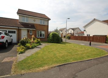 Thumbnail 3 bed detached house for sale in Grainger Way, Motherwell