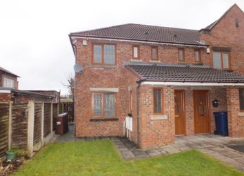 Thumbnail 3 bed end terrace house for sale in Orchard Court, Leyland, Preston, .