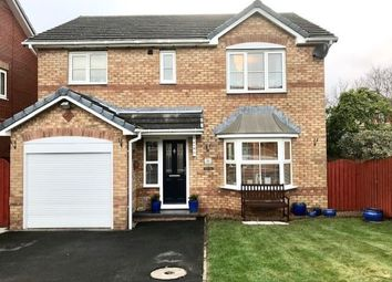 Thumbnail 4 bedroom detached house for sale in Warren Court, Ashington