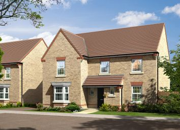 "Thumbnail 5 bedroom detached house for sale in ""Manning"" at Black Firs Lane, Somerford, Congleton"