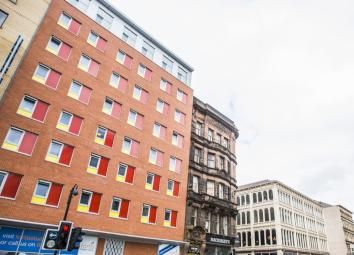 Thumbnail 1 bedroom flat for sale in Central House Jamaica Street, Glasgow