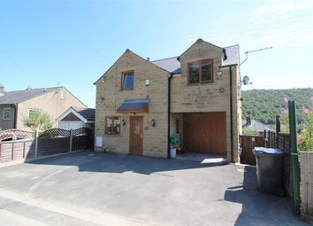 Thumbnail 4 bed detached house for sale in Higher Parkroyd Drive, Kebroyd, Sowerby Bridge