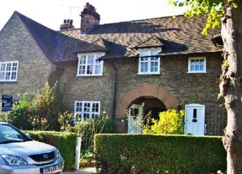 Thumbnail 3 bed cottage to rent in Asmuns Place, Hampstead Garden Suburb, London