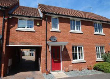 Thumbnail 3 bed terraced house for sale in Tremlett Lane, Grange Farm, Kesgrave, Ipswich