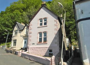 Thumbnail 4 bedroom town house for sale in Rockfield Road, Oban