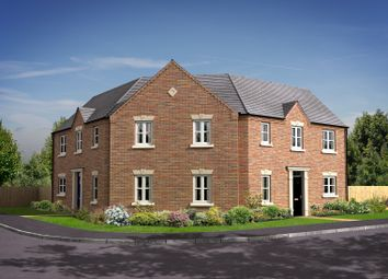 Thumbnail 3 bed semi-detached house for sale in The Dalton, Newport Pagnell Road, Wootton Fields, Northamptonshire