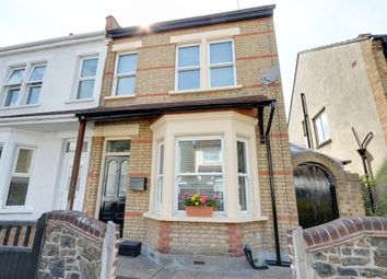 Thumbnail 3 bed end terrace house for sale in Lansdowne Avenue, Leigh-On-Sea
