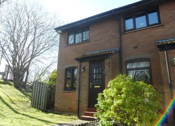 Thumbnail 2 bed end terrace house for sale in 9 Southview Court, Bishopbriggs, Glasgow