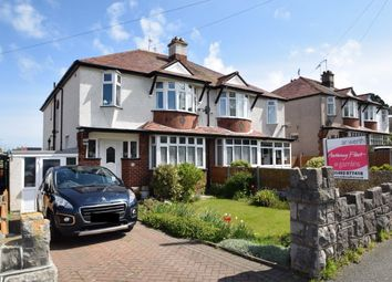 Thumbnail 4 bed semi-detached house for sale in Llandudno Road, Rhos On Sea, Colwyn Bay