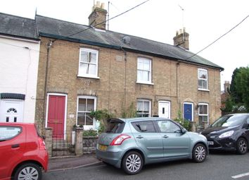Thumbnail 3 bed terraced house for sale in Chapel Road, Saxmundham