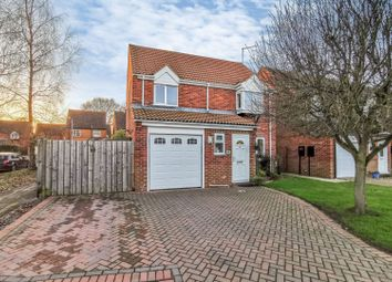 Thumbnail 4 bedroom detached house for sale in St. Leonards Close, Woodhall Spa