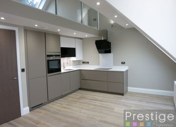 Thumbnail 2 bed flat to rent in Holden Road, London