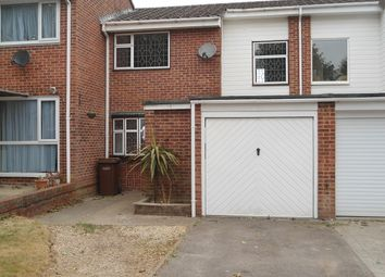 Thumbnail 2 bed terraced house to rent in Clavell Close, Parkwood, Gillingham