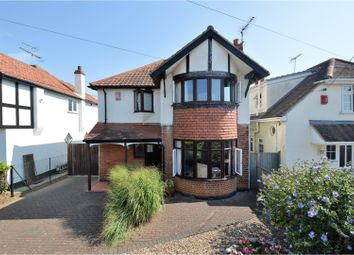 Thumbnail 3 bed detached house for sale in Rye Walk, Ingatestone