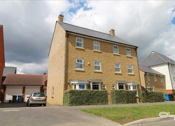 Thumbnail 4 bed semi-detached house to rent in Crossways, Sittingbourne