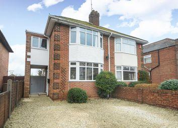 Thumbnail 3 bedroom semi-detached house to rent in Merewood Avenue, Headington