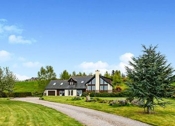 Thumbnail 5 bed detached house for sale in Cawdor, Nairn