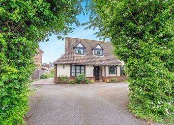 Thumbnail 4 bed detached house for sale in Kingshill Drive, Hoo, Rochester