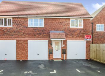 Thumbnail 2 bedroom property for sale in Angell Drive, Market Harborough