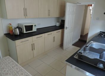 Thumbnail 4 bed terraced house to rent in Flora Street, Cathay`S, Cardiff