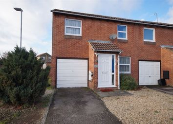 Thumbnail 2 bed end terrace house for sale in The Delph, Lower Earley, Reading, Berkshire