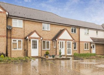 Thumbnail 2 bed terraced house for sale in Martin Way, Letchworth Garden City, Hertfordshire, England