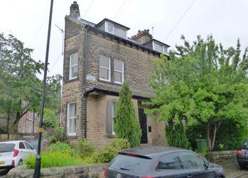 Thumbnail 1 bedroom flat to rent in Westcliffe Terrace, Harrogate