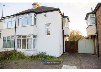 Thumbnail 3 bed semi-detached house to rent in Lovell Road, Cambridge