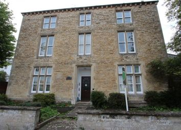 Thumbnail 1 bedroom flat to rent in Ayston Road, Uppingham, Oakham