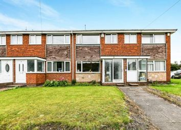Thumbnail 3 bed terraced house for sale in Ashfield Close, Walsall, West Midlands
