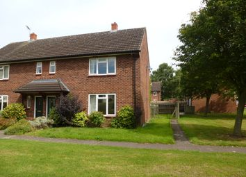Thumbnail 2 bed semi-detached house to rent in Boscobel Road, Tern Hill, Market Drayton, Shropshire