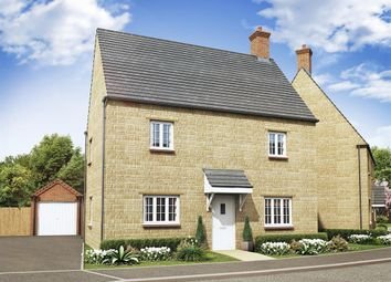 "Thumbnail 3 bed detached house for sale in ""The Blacksmith"" at Ashton Road, Roade, Northampton"