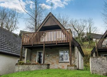 Thumbnail 3 bedroom detached house for sale in Honicombe Park, St Anns Chapel, Cornwall