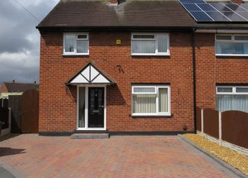 Thumbnail 3 bed semi-detached house for sale in Wycliffe Road, Great Sutton, Ellesmere Port