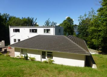 Thumbnail 5 bed detached house for sale in Glasgow Road, Port Glasgow