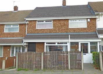 Thumbnail 5 bed terraced house for sale in Prenton Hall Road, Prenton, Merseyside