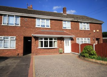 Thumbnail 3 bed town house for sale in Humphries Crescent, Bilston