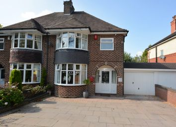Thumbnail Semi-detached house for sale in Hempstalls Lane, Newcastle