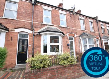Thumbnail 3 bed terraced house for sale in Fortescue Road, St Thomas, Exeter