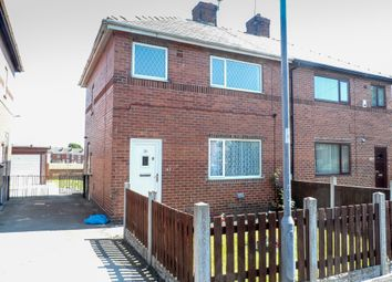 Thumbnail 3 bed semi-detached house for sale in Holgate Crescent, Hemsworth, Pontefract