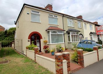 Thumbnail 3 bed end terrace house for sale in St. Dunstans Road, Bedminster, Bristol