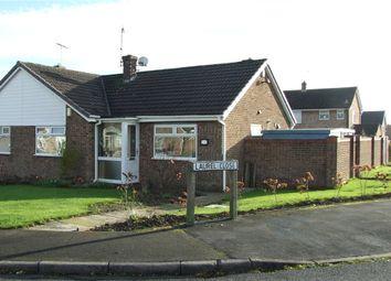 Thumbnail 2 bedroom semi-detached bungalow for sale in Laurel Close, Swanwick, Alfreton