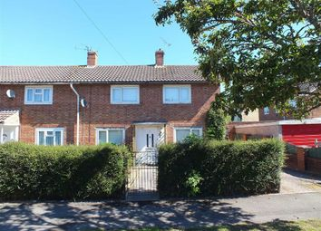 Thumbnail 3 bedroom end terrace house for sale in Queens Road, Westbury, Wiltshire
