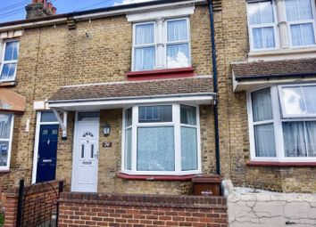 Thumbnail 2 bed terraced house for sale in Barnsole Road, Gillingham