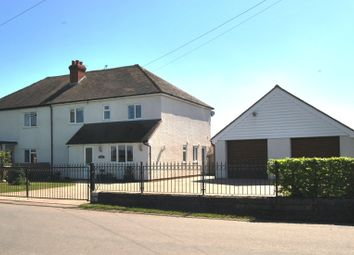 Thumbnail 4 bed semi-detached house for sale in Clarence Cottages, Osbaston, Telford, Shropshire