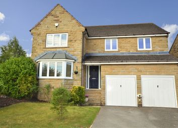 Thumbnail 5 bed detached house for sale in Hawthorne Way, Shelley, Huddersfield