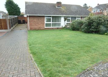 Thumbnail 2 bed semi-detached bungalow to rent in Chiltern End, Ashford