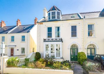 Thumbnail 4 bed semi-detached house for sale in Kings Road, St. Peter Port, Guernsey